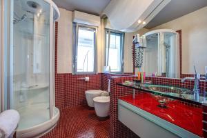 Hotel Waldorf- Premier Resort, Hotely  Milano Marittima - big - 55