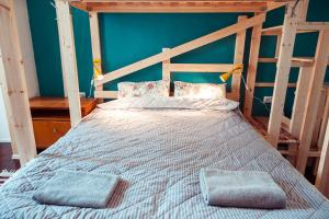 Hostel Chickadee, Ostelli  San Pietroburgo - big - 60