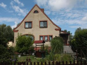 Blütenzauber, Apartments  Wismar - big - 17