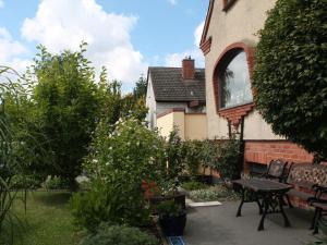 Blütenzauber, Apartments  Wismar - big - 21