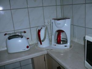 Blütenzauber, Apartments  Wismar - big - 8