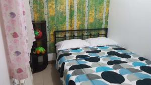 Fully Furnished Studio Apartment-Isabelle Garden, Apartments  Manila - big - 14