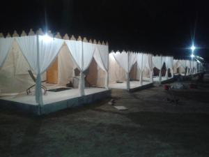 Leopard nature camp, Luxury tents  Bāli - big - 15
