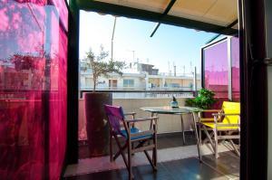 Roof Loft Studios, Appartamenti  Salonicco - big - 13
