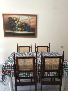 Casa confortável a 50 m do mar em Barra Grande, Дома для отпуска  Maragogi - big - 10