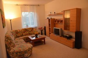 Wohnung Malchow - [#65845], Apartmanok  Borkow - big - 23
