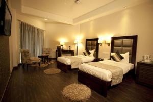 Monal Resort, Üdülőtelepek  Jāmb - big - 9