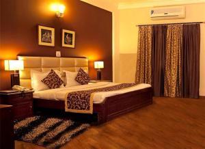 Monal Resort, Üdülőtelepek  Jāmb - big - 7