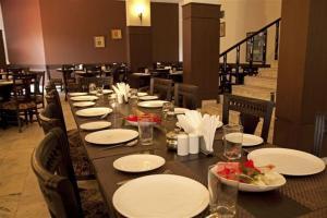 Monal Resort, Üdülőtelepek  Jāmb - big - 4