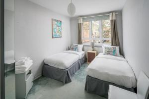 Bright Spacious 2 bed 1.5 bath in Clapham, Apartments  London - big - 11