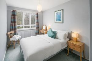 Bright Spacious 2 bed 1.5 bath in Clapham, Apartments  London - big - 2