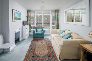 Bright Spacious 2 bed 1.5 bath in Clapham, Apartments  London - big - 8