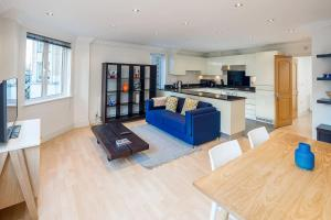 Stunning 1 bed sleeps 4 in Paddington, Apartmanok  London - big - 1
