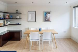 Stunning 1 bed sleeps 4 in Paddington, Apartmanok  London - big - 2