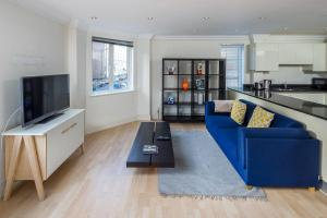 Stunning 1 bed sleeps 4 in Paddington, Apartmanok  London - big - 6