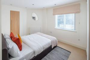 Stunning 1 bed sleeps 4 in Paddington, Apartmanok  London - big - 10