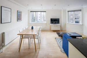 Stunning 1 bed sleeps 4 in Paddington, Apartmanok  London - big - 11