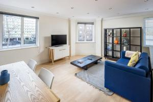 Stunning 1 bed sleeps 4 in Paddington, Apartmanok  London - big - 12