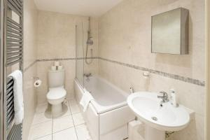 Stunning 1 bed sleeps 4 in Paddington, Apartmanok  London - big - 13