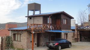 Cabañas El Madero, Chaty  Villa Carlos Paz - big - 25