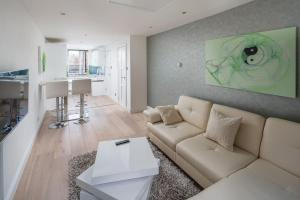 Stunning 1 bed sleeps 4 apartment in Notting Hill, Apartmanok  London - big - 1