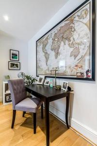 Entire Home in Islington sleeps 4 with garden, Apartments  London - big - 14