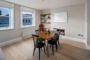Charming 2 bed, 2 bath flat near Kensington Palace, Apartmány  Londýn - big - 13