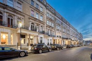 Charming 2 bed, 2 bath flat near Kensington Palace, Apartments  London - big - 6