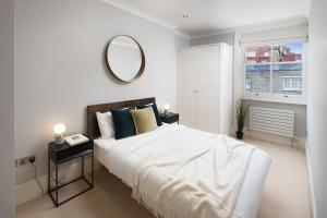Charming 2 bed, 2 bath flat near Kensington Palace, Apartmány  Londýn - big - 16
