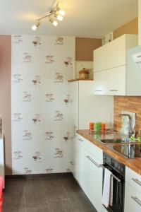 Fe Wo _Sommersprosse_, Appartamenti  Börgerende-Rethwisch - big - 31