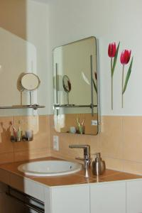 Fe Wo _Sommersprosse_, Appartamenti  Börgerende-Rethwisch - big - 30