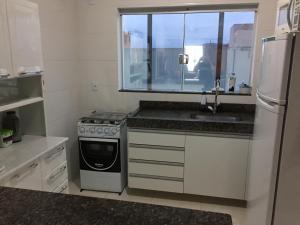 Apartamento para Temporada, Апартаменты  Capitólio - big - 4