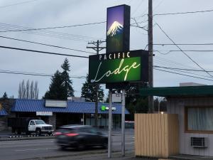 Pacific Lodge Tacoma, Отели  Tacoma - big - 1