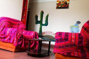 Hotel Frontera, Hotely  La Quiaca - big - 20