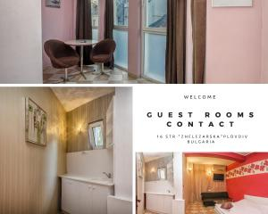 Guest Rooms Contact