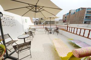 Punta Huanchaco Hostel, Hostely  Huanchaco - big - 45