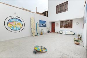 Punta Huanchaco Hostel, Hostely  Huanchaco - big - 47