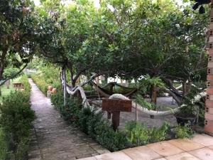 Pousada Rancho das Dunas, Kunyhók  Santo Amaro - big - 85