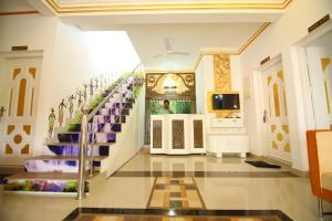 White Gold Palace, Privatzimmer  Sultan Bathery - big - 19