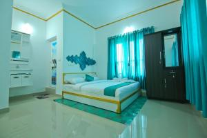 White Gold Palace, Privatzimmer  Sultan Bathery - big - 11