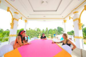 White Gold Palace, Privatzimmer  Sultan Bathery - big - 10