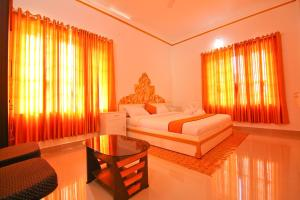 White Gold Palace, Privatzimmer  Sultan Bathery - big - 8