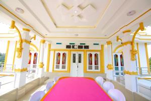 White Gold Palace, Privatzimmer  Sultan Bathery - big - 7
