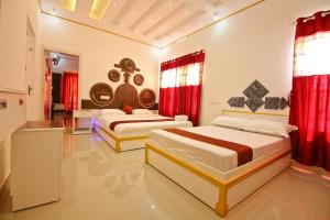 White Gold Palace, Privatzimmer  Sultan Bathery - big - 6
