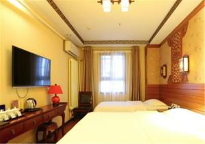 Haoyang Goodnight Hotel (Beijing Tian'anmen Square Branch), Hotels  Beijing - big - 12