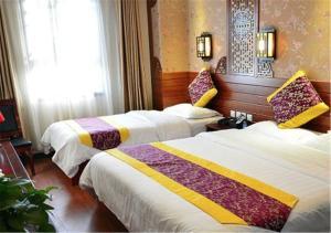 Haoyang Goodnight Hotel (Beijing Tian'anmen Square Branch), Hotels  Beijing - big - 10