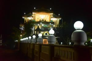 White Gold Palace, Privatzimmer  Sultan Bathery - big - 4