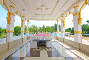 White Gold Palace, Privatzimmer  Sultan Bathery - big - 18