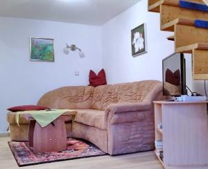 Altstadtferienhaus mit WLAN_Parkpl, Дома для отпуска  Висмар - big - 8