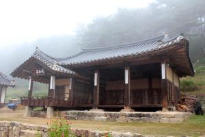 Nosongjung Jongtaek, Vendégházak  Andong - big - 56